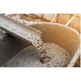 acelerador de pega de concreto Catolé do Rocha