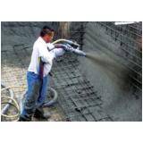 acelerador de pega para concreto projetado Barcarena