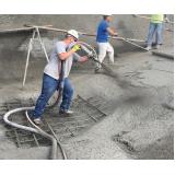 acelerador de pega para concreto projetado