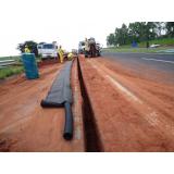 empresa de drenagem de solo geotêxtil Abreu e Lima