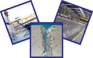 Soluções para pisos industriais